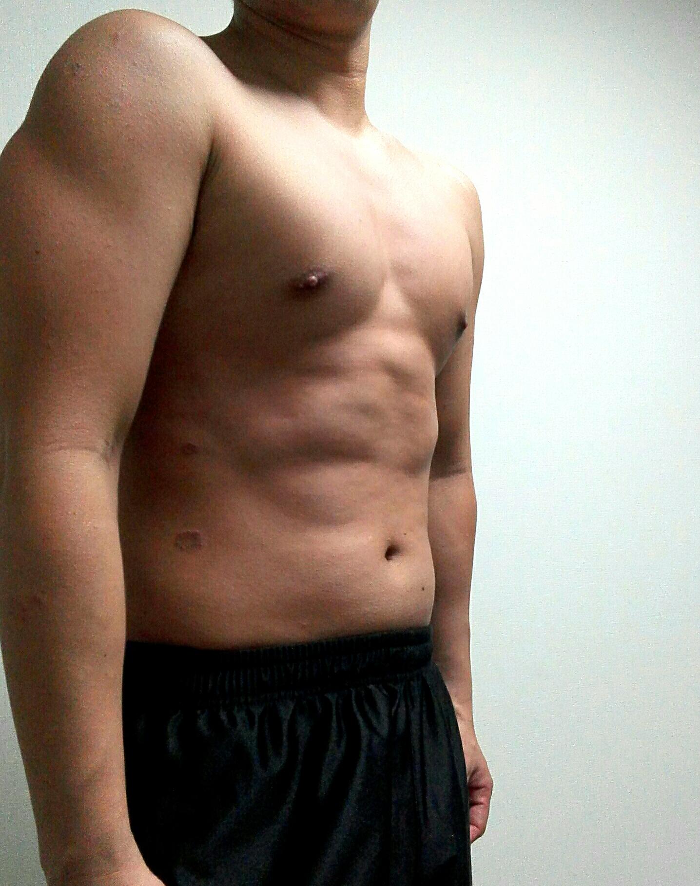 15 男性 パーセント 脂肪 体 率